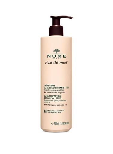 Nuxe Nuxe Reve De Miel Ultra Comforting Body Cream 48 Hour 400 Ml Renksiz